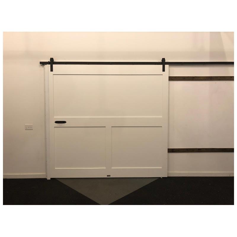 Simple panel door