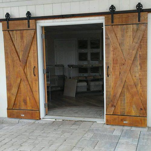 Classic Rustic Doors