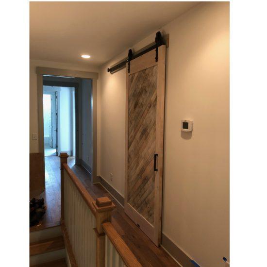 the 615 Door