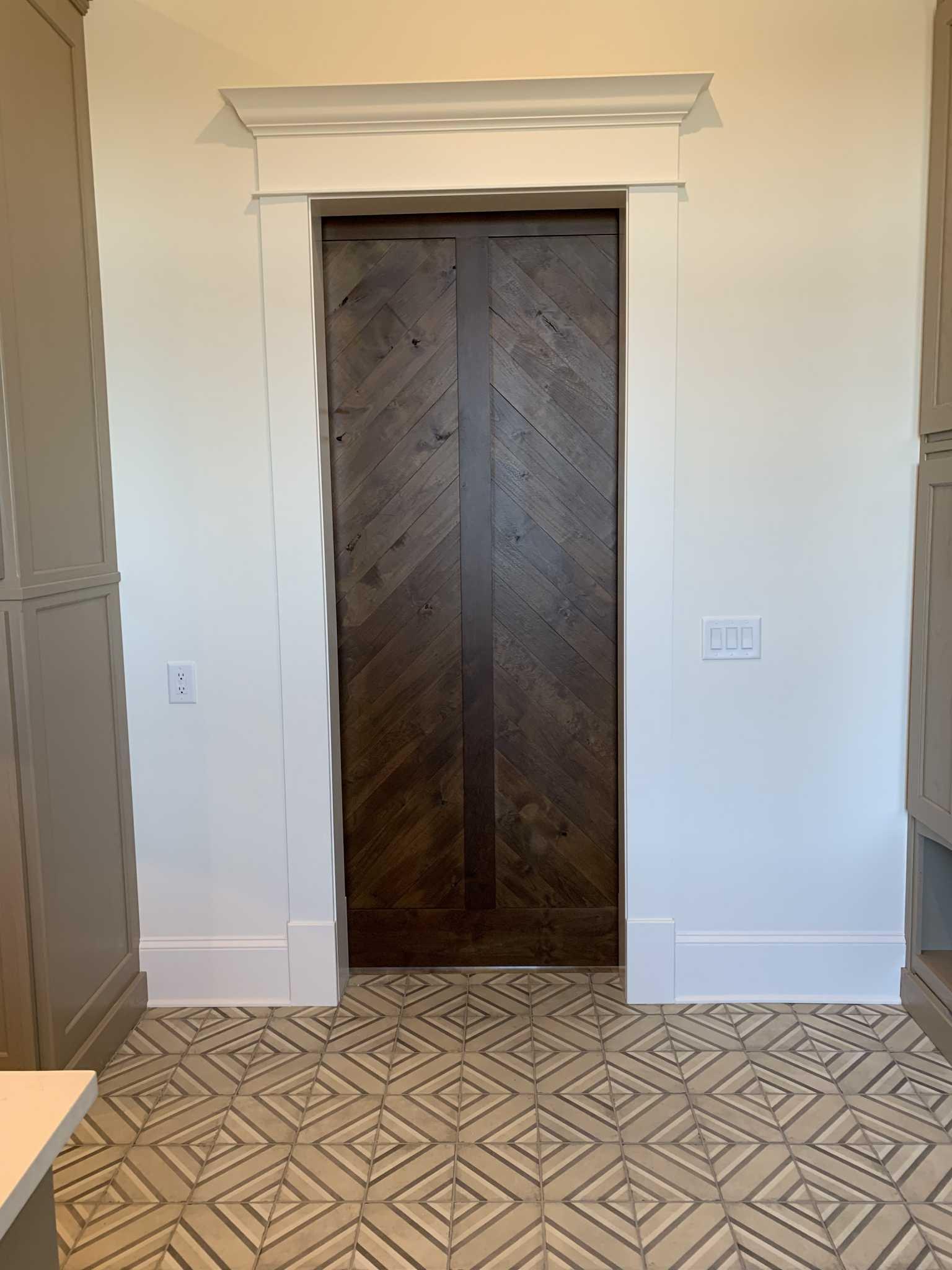 door back